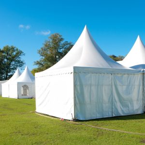 PVC Coated Weldable Zip - Marquees & Tents