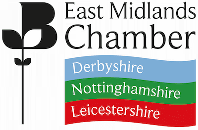 East Midlands Chamber - Derbyshire, Nottinghamshire, Leicestershire logo