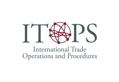 ITOPS International Trade Operations and Procedures logo