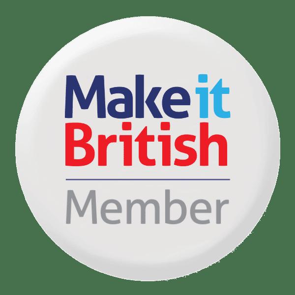 Make it British Member Badge