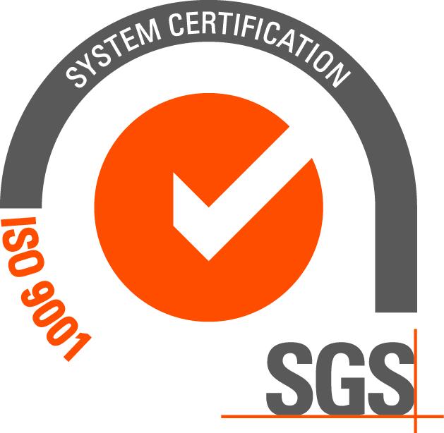 SGS System Certification logo
